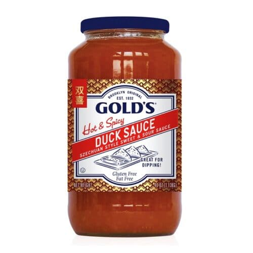Golds Duck Sauce Hot & Spicy (12/40oz)