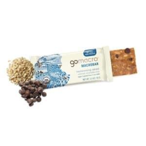 Go Macro Bar Oatmeal Chocolate Chip