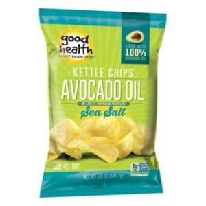 Good Health Avocado Oil Potato Chips Sea Salt