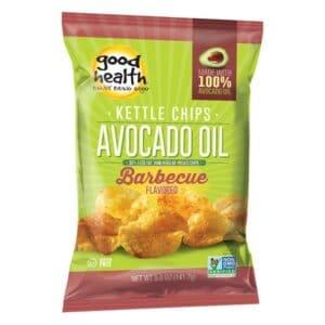 Good Health Avocado Oil Potato Chips BBQ