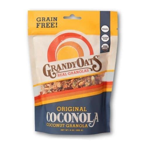 Grandy Oats Coconola Granola Original