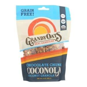 Grandy Oats Coconola Granola Chocolate Chunk