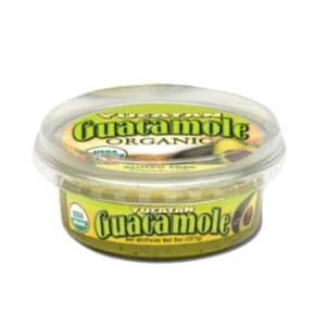 YUCATAN Guacamole in Tub (Organic)