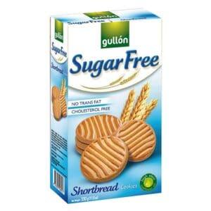 Gullon Sugar Free Shortbread (