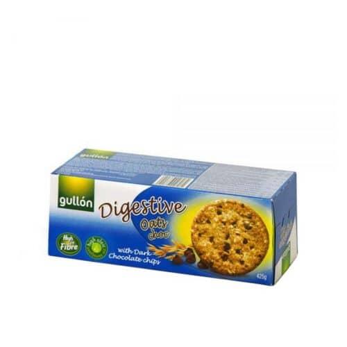 Gullon Digestive Oats & Chocolate (