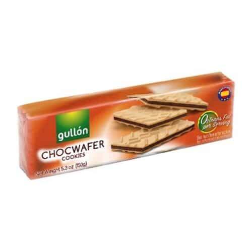 Gullon Wafers Chocolate