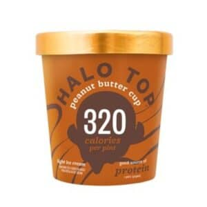 [F] Halo Top Ice Cream Peanut Butter Cup
