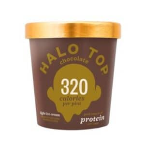 [F] Halo Top Ice Cream Chocolate
