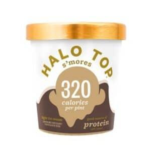 [F] Halo Top Ice Cream S'mores