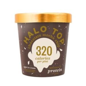 [F] Halo Top Ice Cream Chocolate Mocha Chip