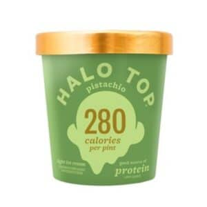 [F] Halo Top Ice Cream Pistachio