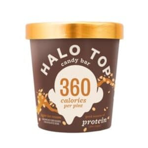 [F] Halo Top Ice Cream Candy Bar