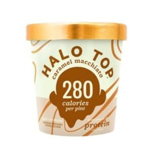[F] Halo Top Ice Cream Caramel Macchiato