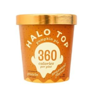[F] Halo Top Ice Cream Pumpkin Pie