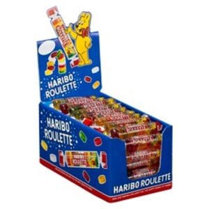 Haribo Package Roulette