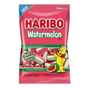 Haribo Package Watermelon