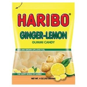 Haribo Package Ginger - Lemon