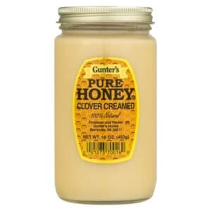 Gunters Honey Clover Creamy 1LB