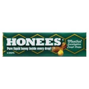 Honees Drop Bars - Mint (Green)