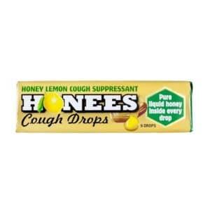 Honees Drop Bars - Lemon (Yellow)