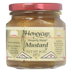 Honey Cup Mustard