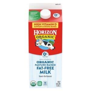 Horizon Organic Half Gallon UP FAT FREE (#26405) [100189]