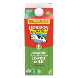 Horizon Organic Half Gallon UP 1% LOW FAT (#26415) [100190]