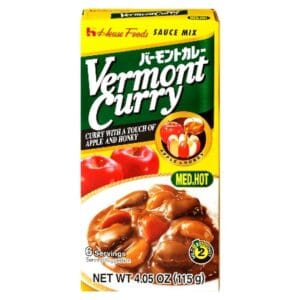 House Vermont Curry - MED.HOT