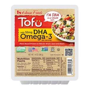 House DHA Omega-3 Tofu Firm