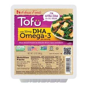 House DHA Omega-3 Tofu Extra Firm