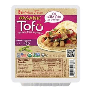 House Organic Tofu Extra Firm