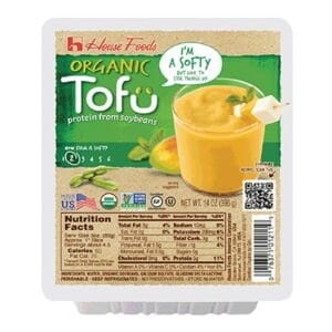 House Organic Tofu Soft