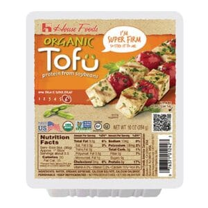 House Organic Tofu Super Firm