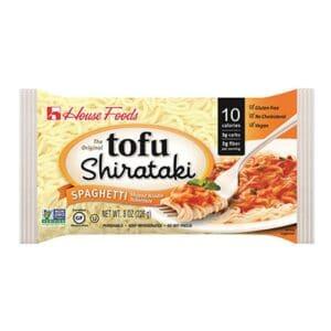 House Tofu Shirataki  (Spaghetti)