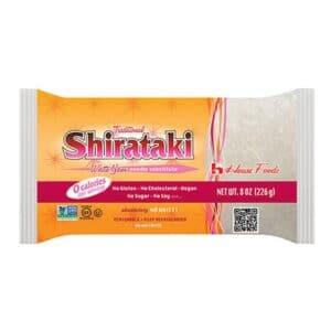 House Shirataki-Noodle Substitute