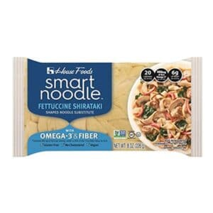 House Smart Noodle Fettuccini Shirataki