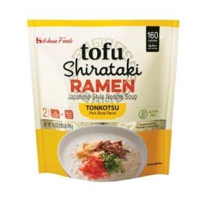 House Tofu Shirataki Ramen Tonkotsu
