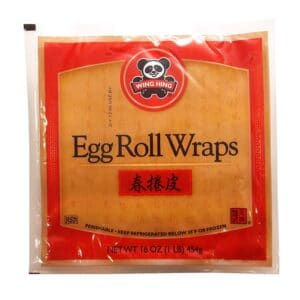 Wing Hing Egg Roll Wraps