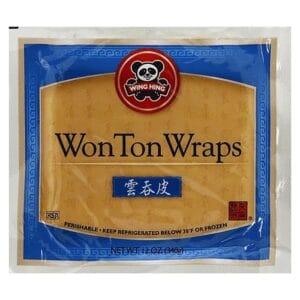 Wing Hing Won Ton Wraps