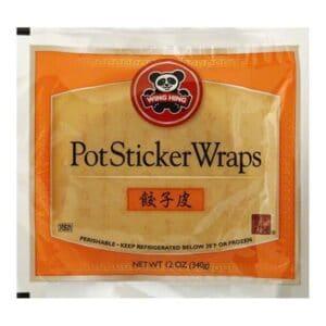 Wing Hing Pot Sticker Wraps