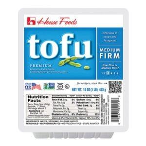 House Premium Tofu Medium Firm