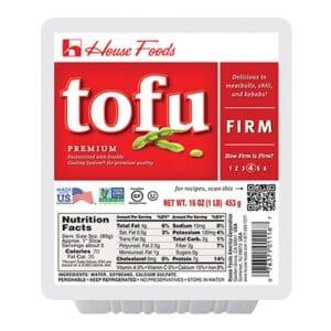 House Premium Tofu Firm