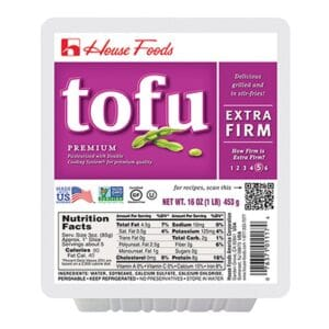 House Premium Tofu Extra Firm