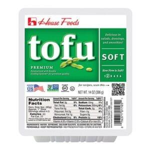 House Premium Tofu Soft (Silken)