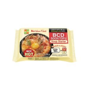House BCD Soon Tofu Hot