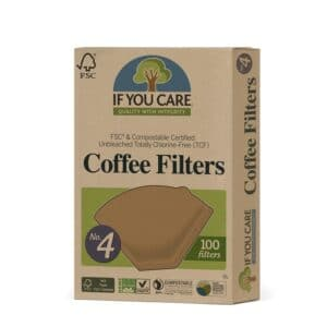 If You Care Coffee Filters #4