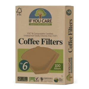 If You Care Coffee Filters #6
