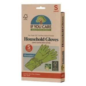 If You Care Latex Household Gloves Small