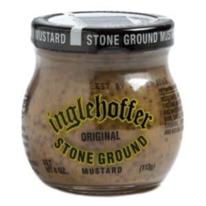 Inglehoffer Mustard Stone Ground