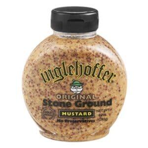Inglehoffer Squeeze Mustard Stone Ground